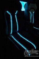 asientos de auto tuneado audi r8