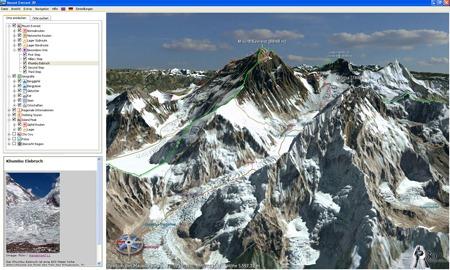 Everest en 3D