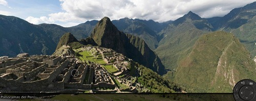 Machu Picchu viaje virtual