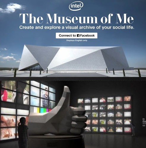 Museo virtual personal con Intel