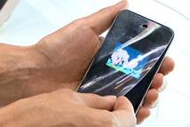 Pic3d, lámina convierte iPhone en 3D