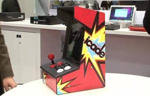 Covierte el ipad en maquina arcade
