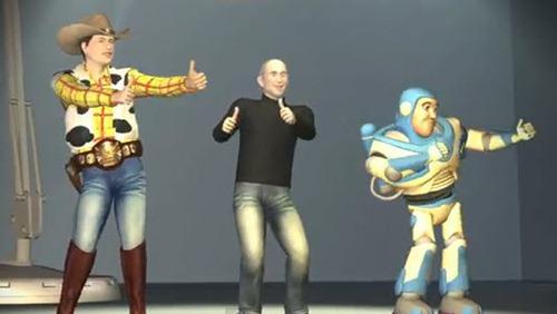 La vida de Steve Jobs animada NMA