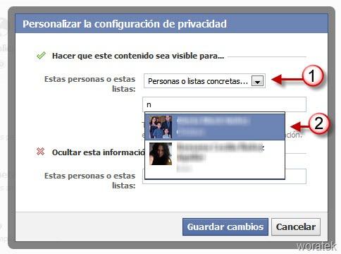 Privacidad Facebook 2