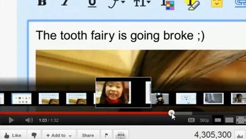 YouTube miniaturas