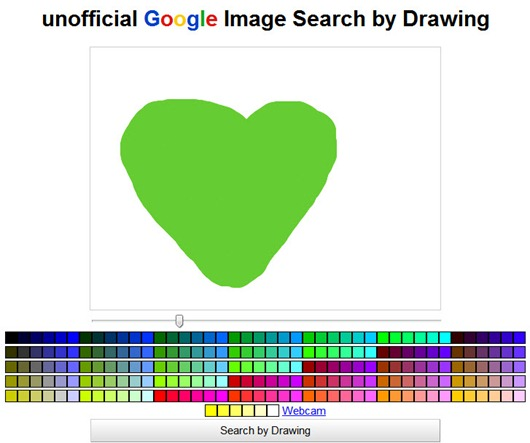 Search by Drawing