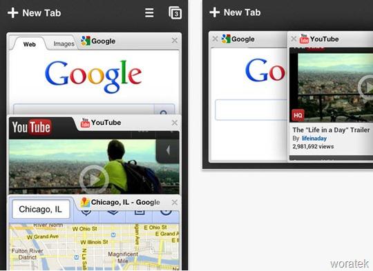 GoogleChromepara iOs