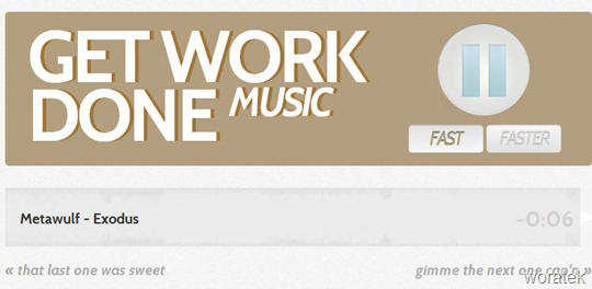 10-08-2012 GetWorkDoneMusic