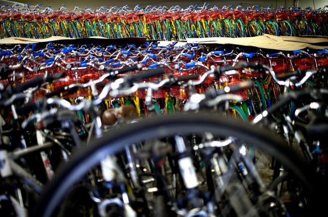 Google bicicletas
