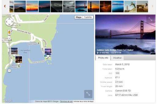 Guía de viajes mediante red social