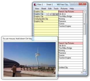 portapales de Windows aplicación