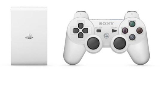 PlayStation Vita Tv con controles PS