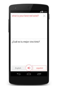 Traduccion de idiomas  Android