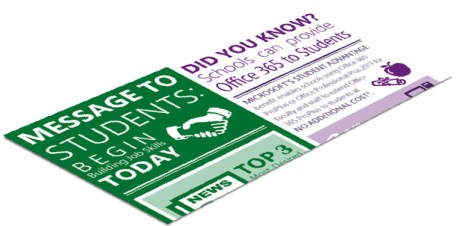 Microsoft Office 365 para estudiantes gratis Advantage