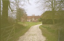 Nuthanger Farm, the last stop the Sandleford rabbits made on their trip south to Watership.