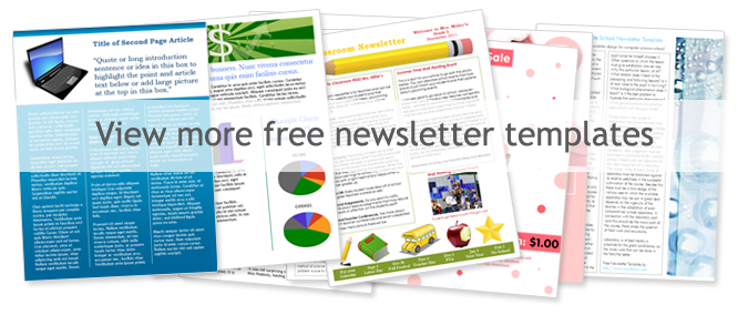... Doc770477 Free Newsletter Templates For Word Free Sample U2013 Free  Newsletter Template Word ...