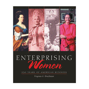 Enterprising Women: 250 Years of American Enterprise cover