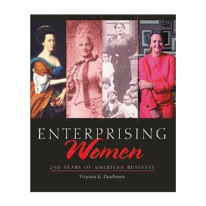 Enterprising Women: 250 Years of American Enterprise cover