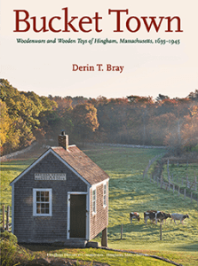 Bucket Town Woodenware Exhibit Catalog cover