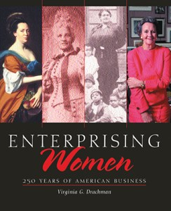 Enterprising Women Exhibit Catalog cover