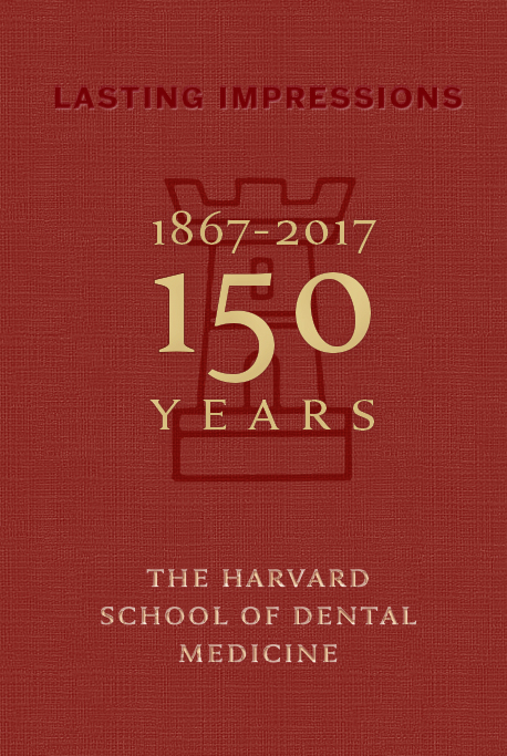 Harvard School of Dental Medicine front cover