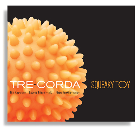 Tim Ray Trio– Jazz CD Packaging