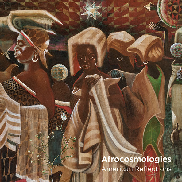 Afrocosmologies front cover