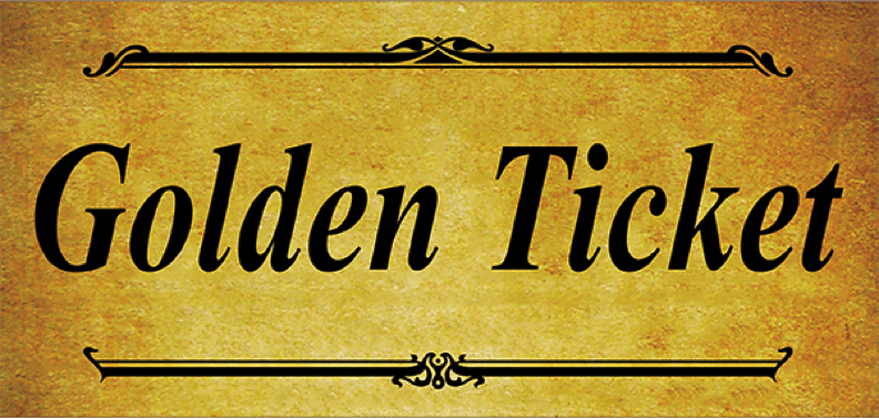 golden ticket template editable - 6 golden ticket templates word excel templates