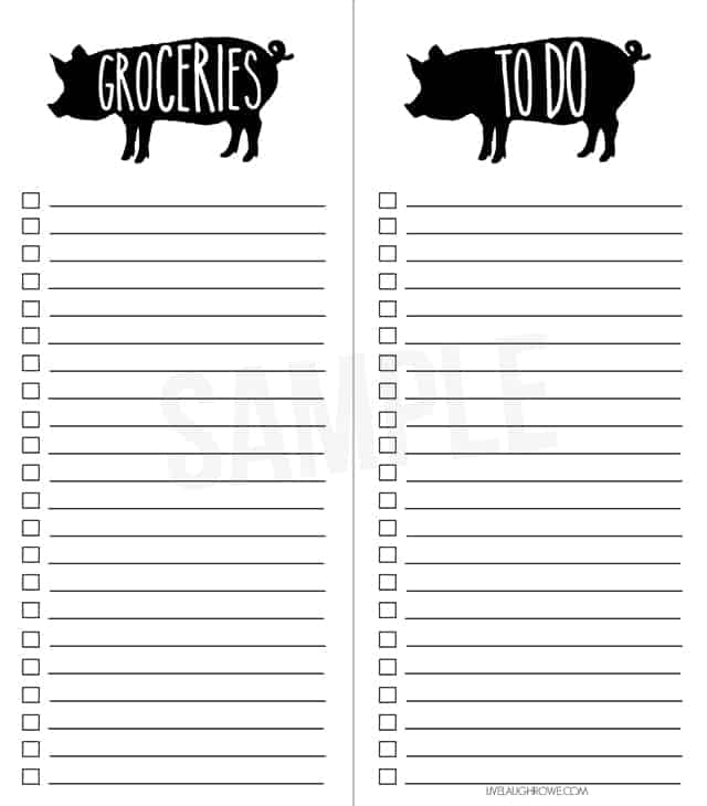 "Sample To Do List Template. Free Printable ""To Do"" List That"