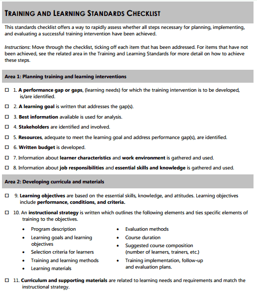 training-checklist-template-363