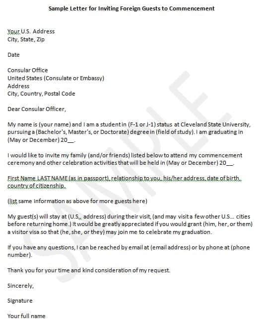 2 free graduation invitation letters