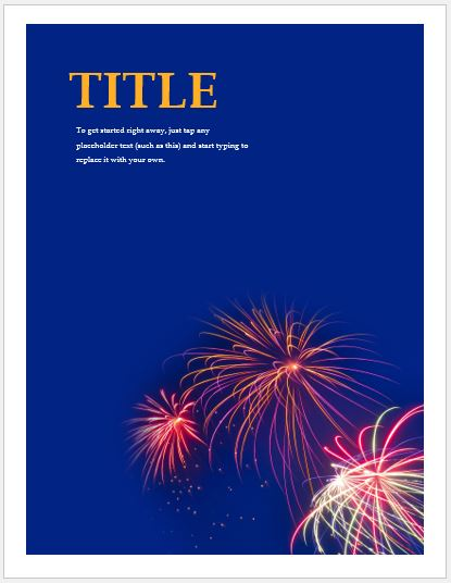 4th Of July Pool Party Flyer Word Amp Excel Templates