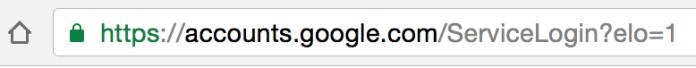 Gmail phishing secure URI example