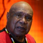 Word for Word at GRLC. Saturday. Archie Roach. Tell Me Why. Picture - Mike Dugdale