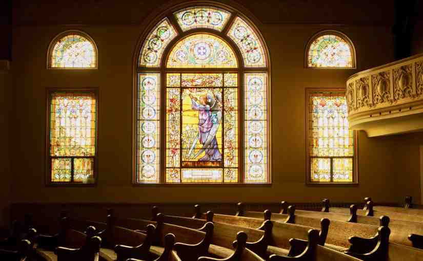 """<p style=""""text-align: center;"""">Painting a Clear Picture of God: Lessons from the Protestant Reformation</p>"""