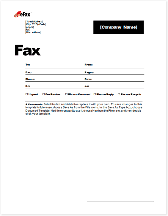 Fax Form Template Free cover excel pdf formats 10 creative fax – Fax Form Template Free