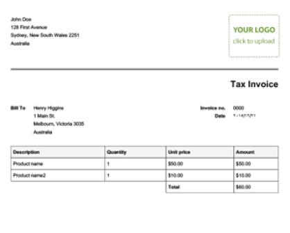 invoice template 22