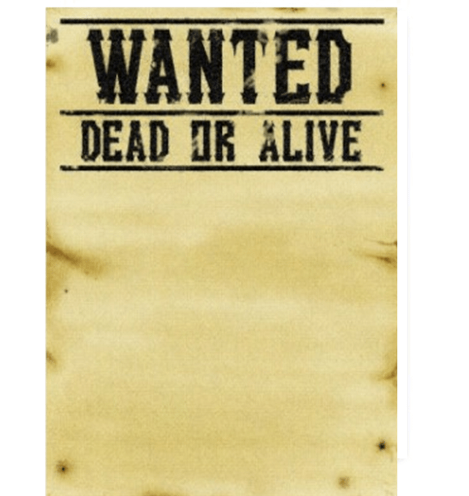 Wanted Poster Template Word blank 7 excel platform poster word – Wanted Poster Template Publisher