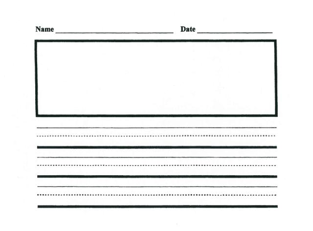 Writing Paper 21132