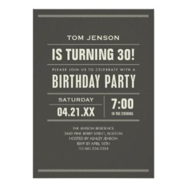 Birthday Invitation 214322