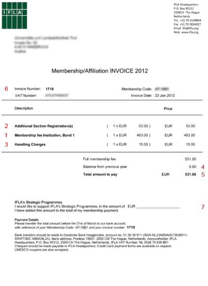 invoice template 5454