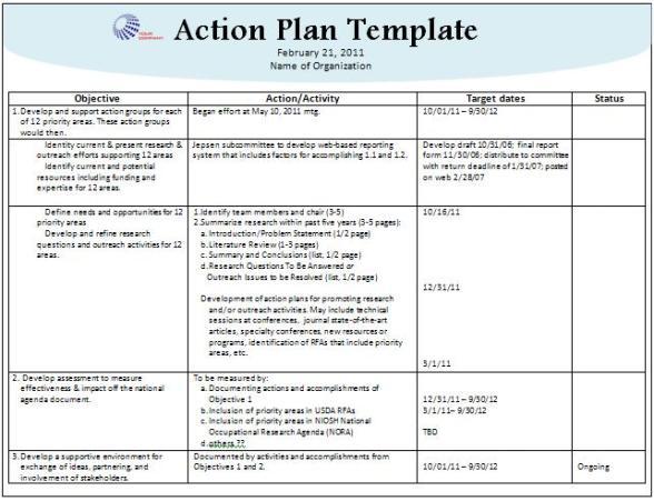 plan template 89646