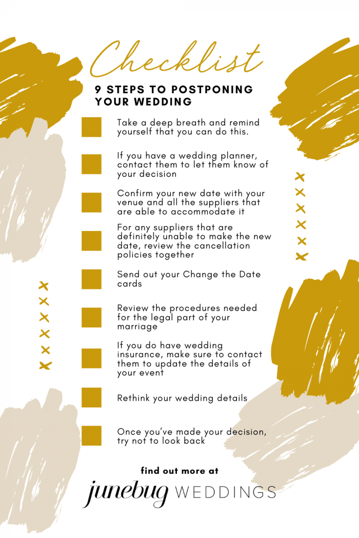 9-steps-to-postpone-your-wedding