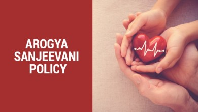 Photo of Important information about Arogya Sanjeevani Health Policy
