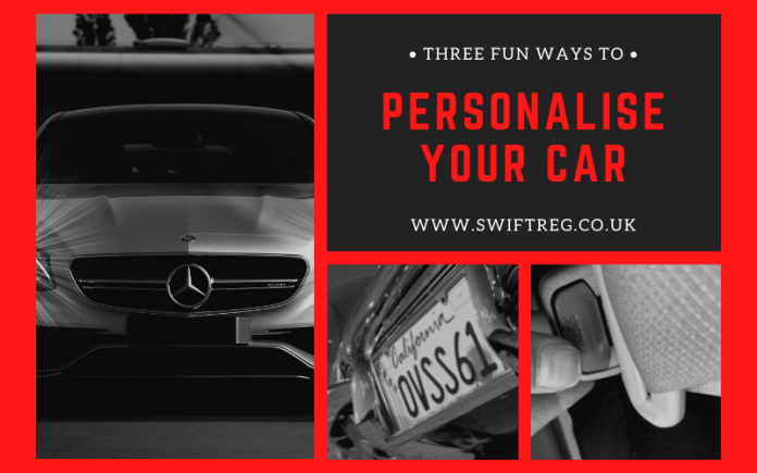 personalise-your-car