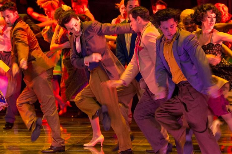 West Side Story 2016, Salzburger Festspiele, Foto: Silvia Lelli