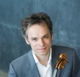 Violinist Benjamin Schmid