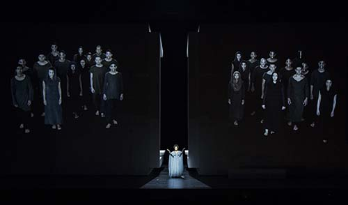 AIDA © Salzburger Festspiele / Monika Rittershaus