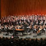 70 Jahre Salzburger Kulturvereinigung Konzert im Großen Festspielhaus Salzburg unter Dirigentin Elisabeth Fuchs Foto: Franz Neumayr 13.10.2017