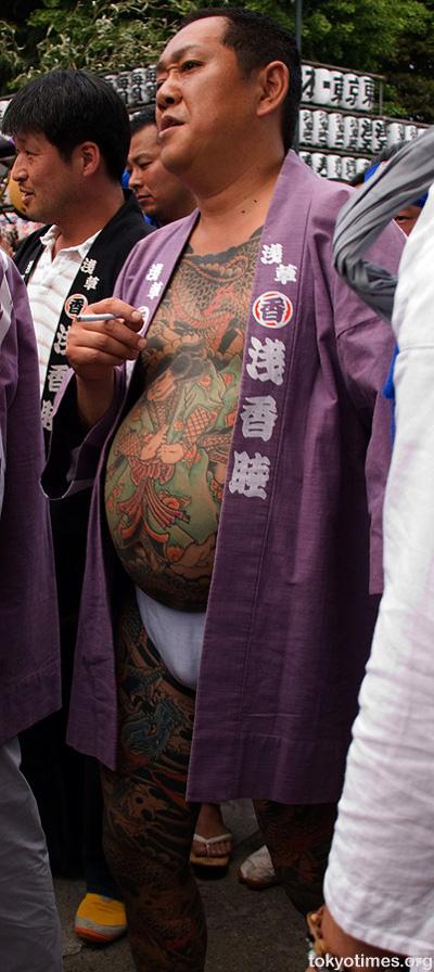 Label: Yakuza Tattoo festifal
